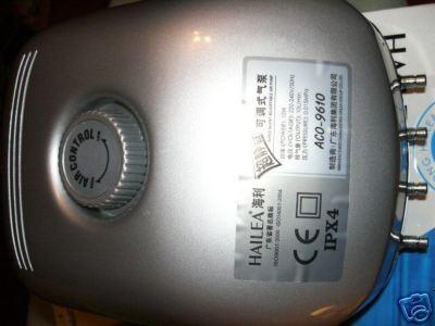 Sauerstoffpumpe Heilea Aco 9602