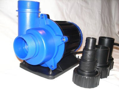 Fathom regelbare niedrigenergie Pumpe 5000/7500/10000 Liter regelbar