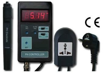 PH Controller CO2 PH Messgerät