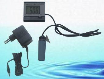 PH-Messgerät mit Schwimmsonde