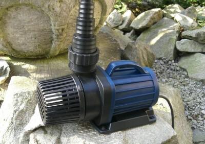 Jebao DM-12000 LV Elektronik Teichpumpe Pool 12 Volt