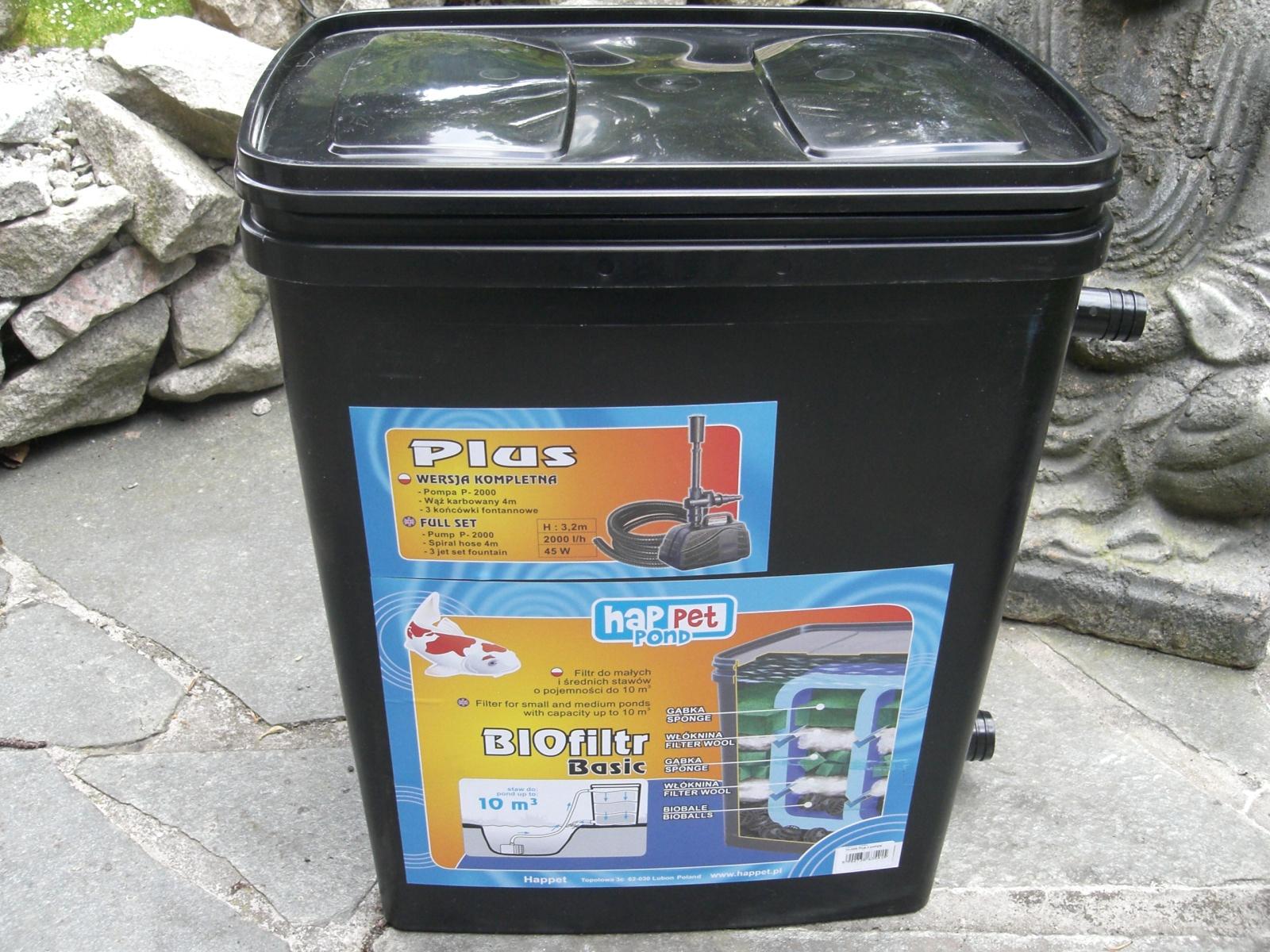 Teichfilter Aquaristikshop Koi Kichi Pumpen, Filter und mehr ~ 01175401_Gartenteich Ohne Pumpe Und Filter