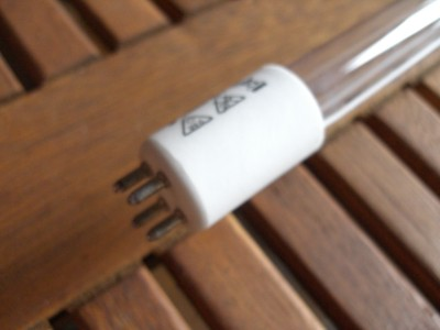 Ersatzlampe für Tauch UVC 120 Watt