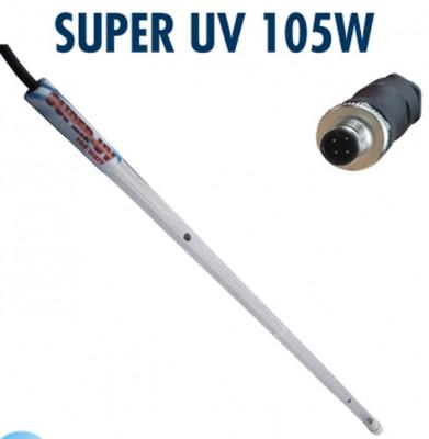 Super UV Air-Aqua Amalgam 105W Ersatzset