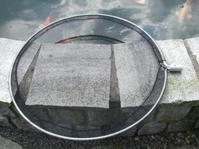 Koi-Netz Koi-Kescher Kopf 80cm ohne Stiel Ersatz