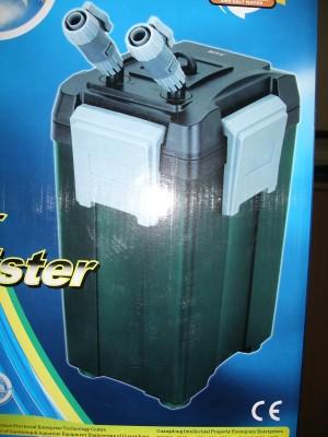 Boyu Aussenfilter 280A 18 Watt 1200l/h
