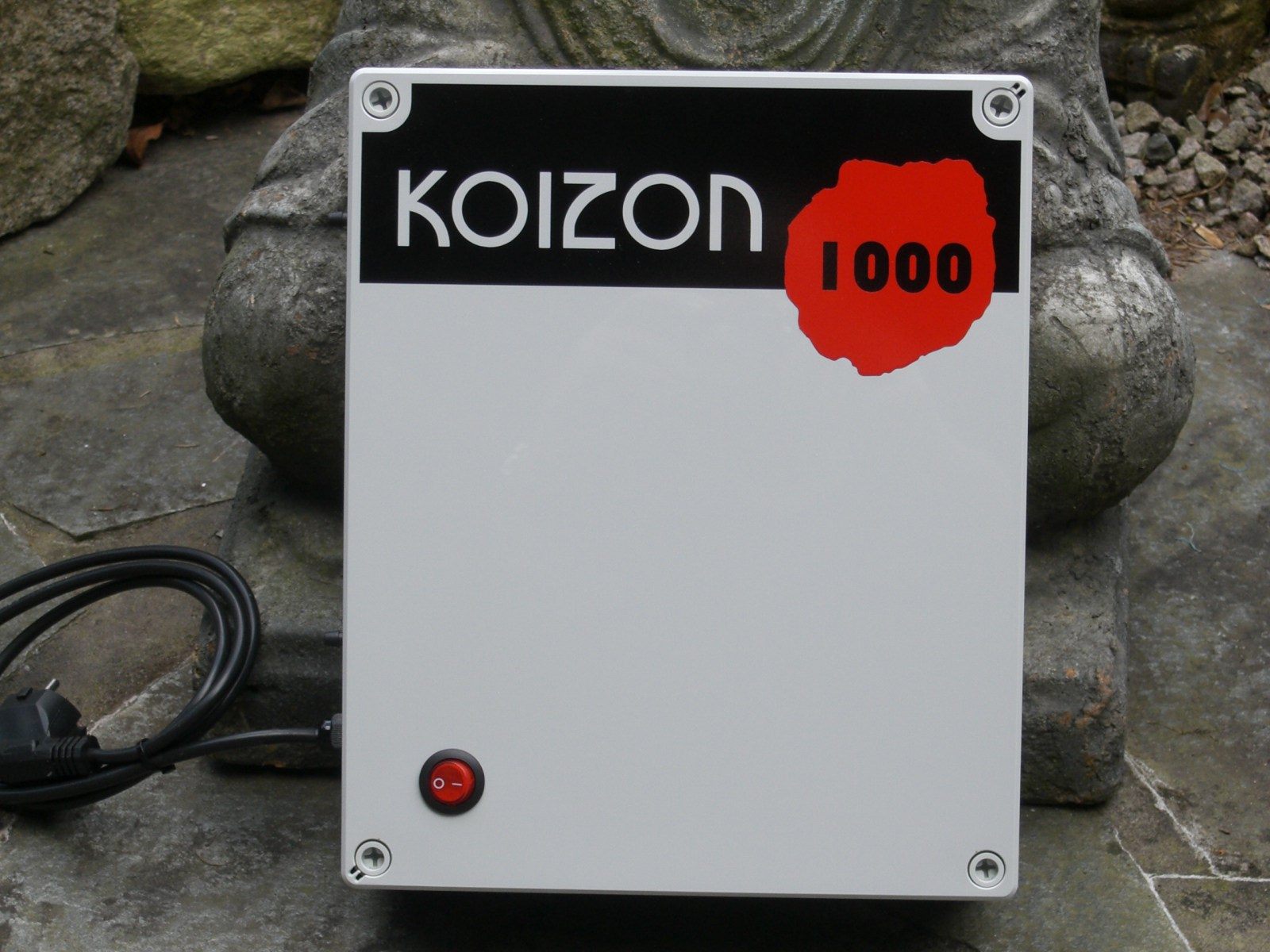 Ozonisator ozon generator 300mg ozon koi gartenteich for Gartenteich onlineshop