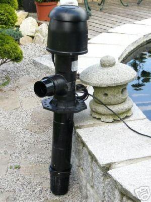 Rohrpumpe Koi-Pond E-300 33 m³