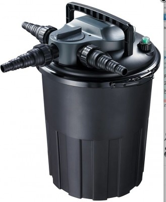 Druckfilter Aquaforte CBF-4000 UVC 9 Watt NEU & OVP !