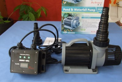 Jebao TSP-22000 Vario S elektronsich stufenlos regelbare Pumpe