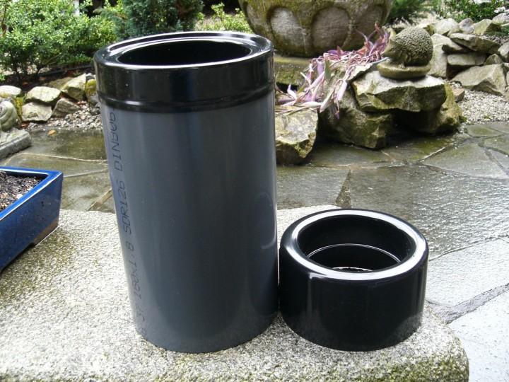 rohrskimmer aquaristikshop koi kichi pumpen filter. Black Bedroom Furniture Sets. Home Design Ideas