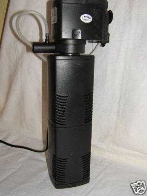 Innenfilter SunSun JP-025F 1600l/h
