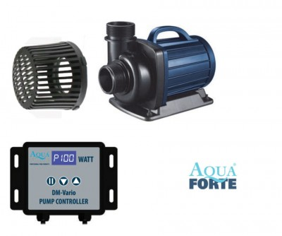Aquaforte DM-10000 Vario elektronsich stufenlos regelbare Pumpe