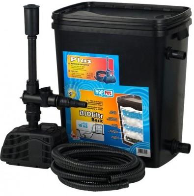Gartenteichfilter Teichfilter für Teiche bis 5000 Liter
