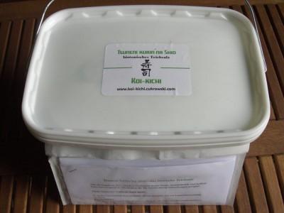 Tsuneni kurīn'na shio - das biotische Teichsalz f. d. Koiteich 8 kg