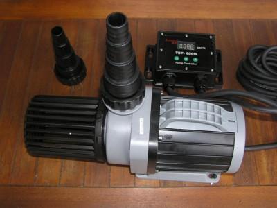 Jebao TSP-30000 elektronsich stufenlos regelbare Pumpe f. Süß- und Seewasser