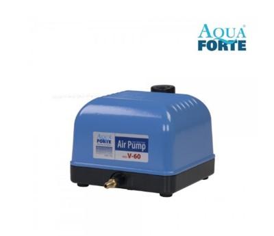 Aquaforte Hailea V60 Teichbelüftumng Membranpumpe Eisfreihalter