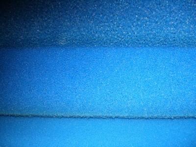Filtermatte Filterschaum 50x50x3cm 10 20 30 PPI