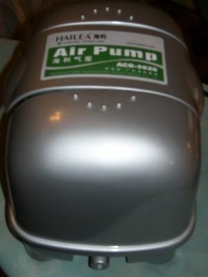Hailea Hi Blow Sauerstoffpumpe 30