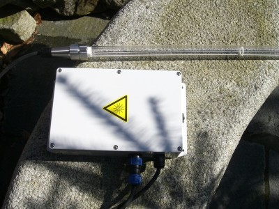 Tauch UVC 120 Watt aus dt. Fertigung