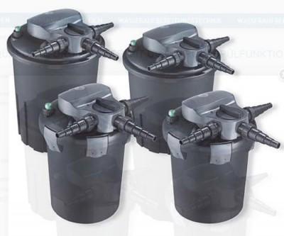 Druckfilter Aquaforte BF-6000 UVC 9 Watt NEU & OVP !