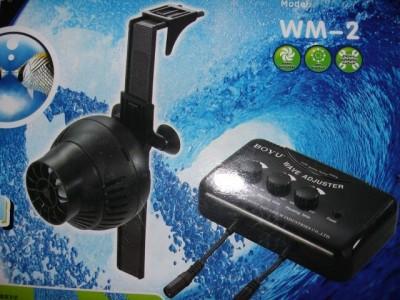 Wave Maker Strömungspumpe mit Intervalsteuerung